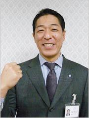 大阪支店支店長 瀬戸山浩次